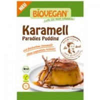 Karamell Paradies Pudding - glutenfrei
