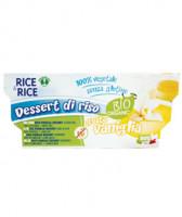 Reisdessert mit Vanille - glutenfrei