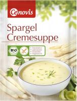 Spargel Cremesuppe - glutenfrei