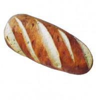 Laugenbrot frisch gebacken - glutenfrei