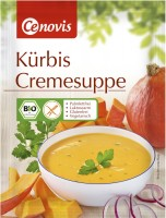 Kürbis Cremesuppe - glutenfrei