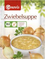 Zwiebelsuppe - glutenfrei