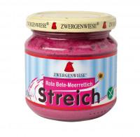 Rote Bete-Meerrettich Streich - glutenfrei
