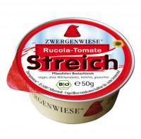 Kleiner Streich Rucola-Tomate - glutenfrei