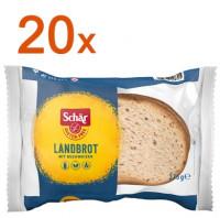 Sparpaket 20 x Landbrot - glutenfrei