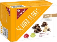 Schoko-Karamell-Flakes - glutenfrei
