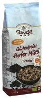 Glutenfreies Hafermüsli Schoko - glutenfrei