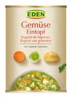 Gemüse Eintopf - glutenfrei