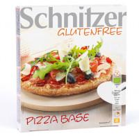 Bio Pizzabase Pizzaboden 3 Stück - glutenfrei