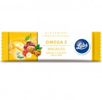 Fruchtriegel Omega 3-Walnuss - glutenfrei