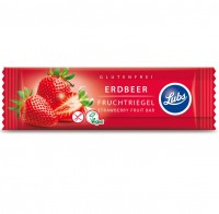 Fruchtriegel Erdbeer - glutenfrei