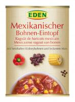 Mexikanischer Bohnen Eintopf - glutenfrei