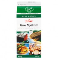 Grov Mjölmix Grobe Mehlmischung - glutenfrei