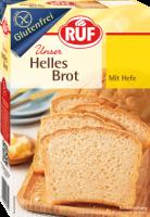 Helles Brot Backmischung - glutenfrei