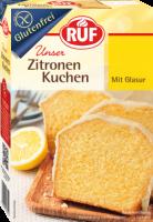 Zitronenkuchen Backmischung - glutenfrei