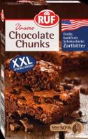 Chocolate Chunks Zartbitter, backfeste Schokostücke - glutenfrei