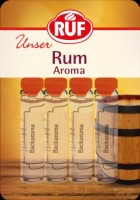 Rum Backaroma - glutenfrei