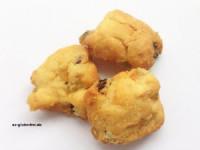 Gold-Stollenkonfekt - glutenfrei