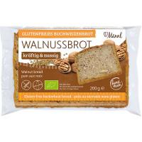 Bio Walnussbrot - glutenfrei