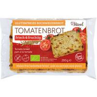 Bio Tomatenbrot - glutenfrei