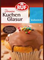 Kuchenglasur Vollmilch - glutenfrei