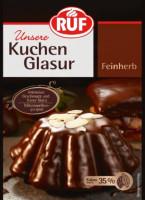 Kuchenglasur Feinherb - glutenfrei