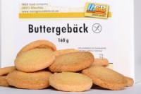 Buttergebäck - glutenfrei