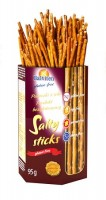 Salty sticks Salzstangen - glutenfrei