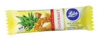 Gourmet Fruchtriegel Macadamia-Ananas - glutenfrei