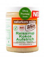 Reissirup Kokos Aufstrich - glutenfrei
