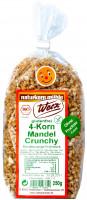 4-Korn Mandel Crunchy Müsli - glutenfrei