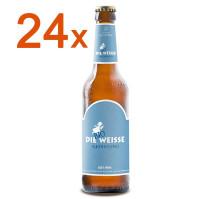 Die Weisse Weißbier alkoholfrei 24 Fl. - glutenfrei