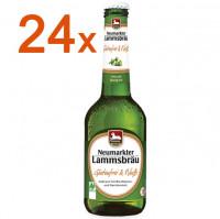 Lammsbräu Glutenfrei & Weiß Weißbier 24 FL. - glutenfrei