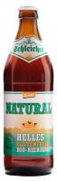 Natural Helles glutenfreies Bio Bier 24 x 0,5 l (MEHRWEG) - glutenfrei
