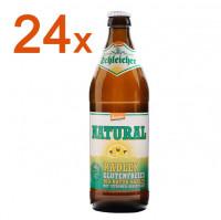 Natural Radler glutenfreies Bio-Natur-Radler 24 FL. - glutenfrei