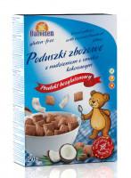 Getreidekissen mit Kokos-Füllung - glutenfrei