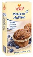 Blaubeer Muffin - glutenfrei