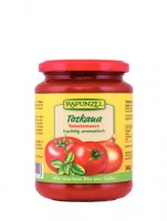 Tomatensauce Toskana - glutenfrei