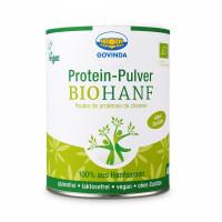 Protein-Pulver Bio Hanf - glutenfrei