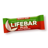 Bio Lifebar plus Brazil Guarana - glutenfrei