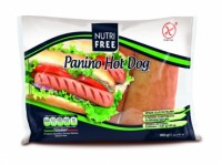 Panino Hot Dog - glutenfrei