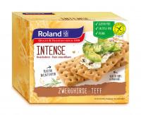 Glutenfreies Knäckebrot Intense mit Teff - glutenfrei