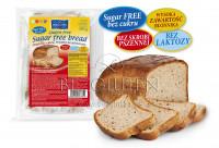 Glutenfreies Brot ohne Zucker