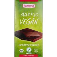 Zartbitterschokolade Dunkle Vegan - glutenfrei