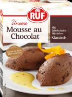 Mousse au Chocolat - glutenfrei