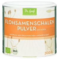 Flohsamenschalen Pulver - glutenfrei