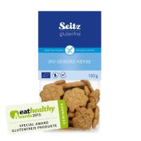Bio Gewürz-Kekse - glutenfrei