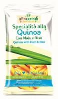 MHD***16.05.17 Mais-Reis-Quinoa Nudeln Penne - glutenfrei