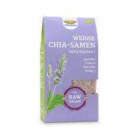 Weiße Chia-Samen