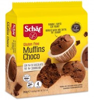 Muffins Choco - glutenfrei